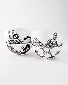 Star Wars Dinner Bowls 4 Pack