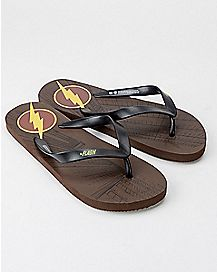 The Flash Flip Flops - DC Comics