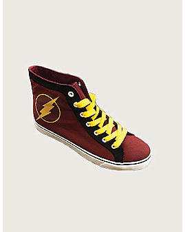 The Flash High Top Sneakers
