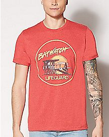 Lifeguard Baywatch T Shirt