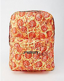 Pizza Big Ass Backpack