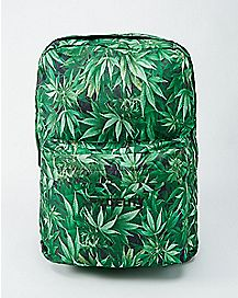 Pot Leaf Big Ass Backpack