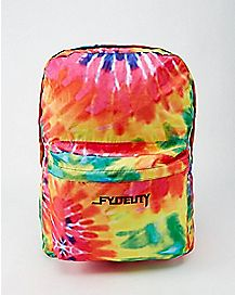 Tie Dye Big Ass Backpack