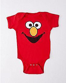 Elmo Baby Bodysuit - Sesame Street