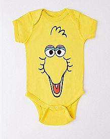 Big Bird Baby Bodysuit - Sesame Street