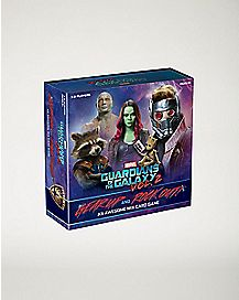 Awesome Mix Card Game - Guardians of the Galaxy