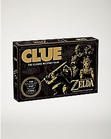 The Legend of Zelda Clue Board Game