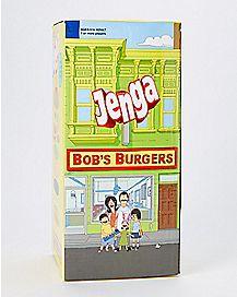 Bob's Burgers Jenga