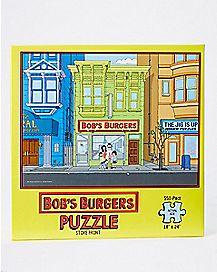Bob's Burger's Puzzle