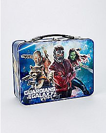 Guardians Of The Galaxy Metal Lunch Box - Marvel