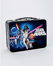 Star Wars Metal Lunch Box