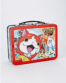 Yo-kai Watch Metal Lunch Box