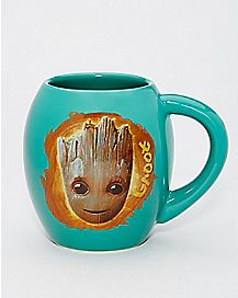 I Am Groot Coffee Mug 18 oz. - Guardians of the Galaxy