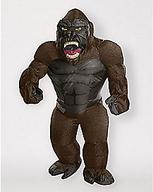 Adult King Kong Inflatable Costume - King Kong