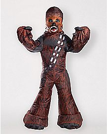 Adult Inflatable Chewbacca Costume - Star Wars