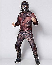 Adult Starlord Costume - Guardians of the Galaxy