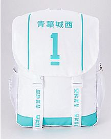 Toru Oikawa Aobajosai High Backpack - Haikyu!!