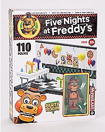 Five Nights at Freddy's Party Room Construction Set - McFarlane Toys