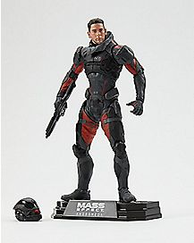 Scott Ryder Mass Effect Andromeda Action Figure