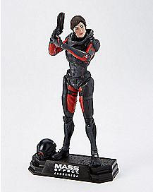 Sara Ryder Mass Effect Action Figure
