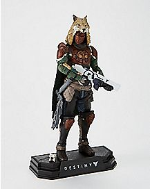 Iron Banner Hunter Titan Destiny Action Figure