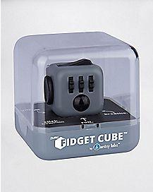 Graphite Fidget Cube