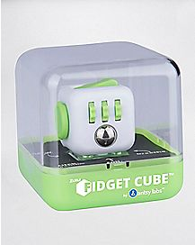 Fresh Green Fidget Cube