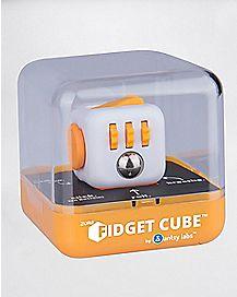 Sunset Orange Fidget Cube