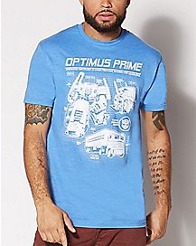 Optimus Prime T Shirt - Transformers
