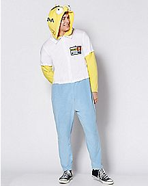 Homer Simpson Pajama Costume - The Simpsons