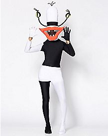Adult One Piece Oblina Costume - Aaahh!!! Real Monsters