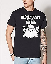 Everything Sucks The Descendents T Shirt