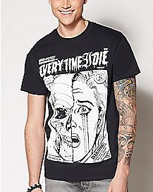 Screamer Every Time I Die T Shirt