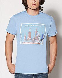 Bleed American Jimmy Eat World T Shirt