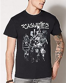 Casualties Chaos Sound T Shirt