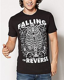 Structure Falling In Reverse T Shirt