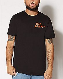 Heartfist Rise Against T Shirt