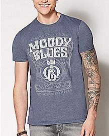 Timeless Flight Tour The Moody Blues T Shirt