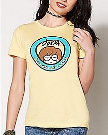 Overcome with Emotion Daria T Shirt