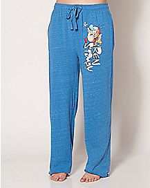 Ren and Stimpy Lounge Pants - Nickelodeon