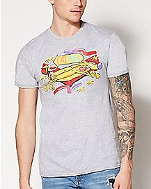 Catdog T Shirt - Nickelodeon