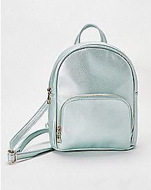 Mint Mini Backpack