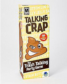 Talking Crap Party Game