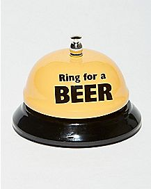 Ring For Beer Bell