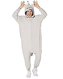 Adult Pusheen Unicorn Pajama Costume - Pusheen the Cat