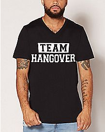Team Hangover T Shirt
