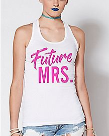 Future Mrs Tank Top