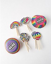 Pride Cupcake Decorating Kit