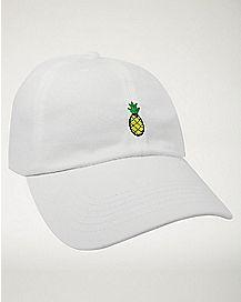 Pineapple Dad Hat