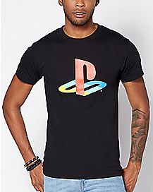 Logo Playstation T Shirt - Sony